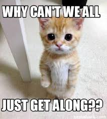 Can T We All Just Get Along Meme - meme creator why can t we all just get along meme generator at