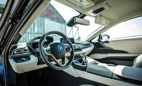Bmw I8 Options - 2017 bmw i8 in depth model review car and driver