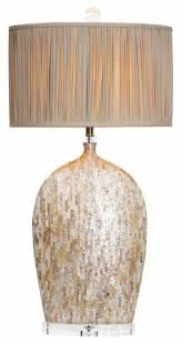 Pearl Chandelier Light Mother Of Pearl Lamp Foter