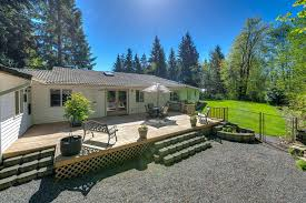 rambler style echo lake home with dream shop in snohomish sold
