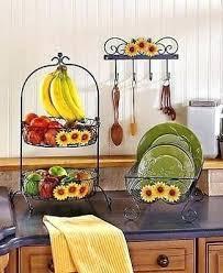 sunflower kitchen decor – babcaub