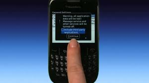 reset hard blackberry 8520 how to restore factory settings on a blackberry curve 8520 phone