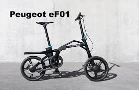 peugeot bike white peugeot ef01 folding electric bike youtube