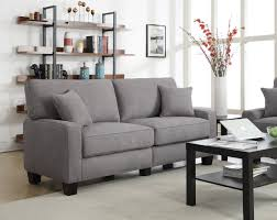 Living Room Grey Sofa by Living Room Grey Couches Design With Grey Sofa And Brown Wooden