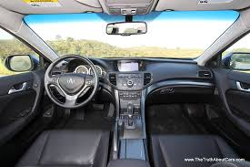 2007 Acura Tsx Interior Review 2012 Acura Tsx Sport Wagon The Truth About Cars