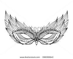 mask vector stock vector 190715786 shutterstock