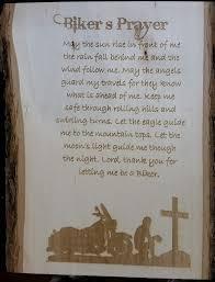 lord guide me biker u0027s prayer u2013 backwoods laser engraving