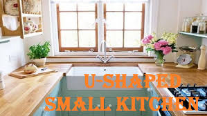 u shaped small kitchen designs ideas youtube