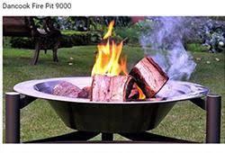 Dancook 9000 Firepit Updates Dancook
