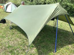 hiking hammock lightweight with mosquito net tent stand