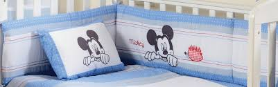 Baby Mickey Crib Bedding by Baby Bedding Sets Disney Baby Blue Mickey Mouse Dance 4 Pc Set
