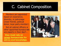 Cabinet Officers The U201c4th Branch U201d Of Government Ppt Download