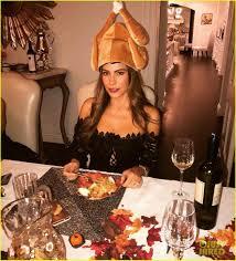 thanksgiving family pictures sofia vergara u0026 joe manganiello celebrate thanksgiving with