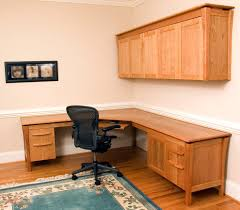 L Shaped Desks Home Office by New York L Shaped Desk Home Office Contemporary With Wall Mount