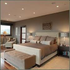 unique minimalist bedroom paint ideas with grey and beige color