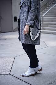 marc cain designer marccain handbag designer grey for fall fray denim with boots