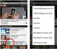 mp3 download youtube für android tubemate youtube videos download via android app