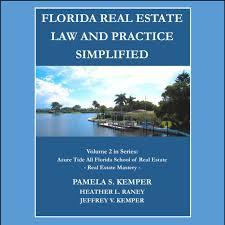 florida real estate law and practice simplified u2013 book u2013 azure