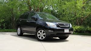 2008 lexus rx 350 review 2008 lexus rx350 mini review what s changed in 4 years