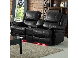 new classic flynn contemporary reclining power loveseat with