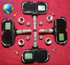 lexus pre owned ksa toyota scion lexus tpms pressure sensors set of 4 pmv 107j new