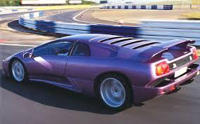Lamborghini Murcielago Purple - 1994 lamborghini diablo se related infomation specifications