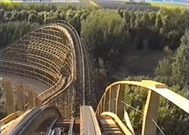 Six Flags Tennessee Robin Hood Six Flags Walibi Holland Front Seat Pov Youtube