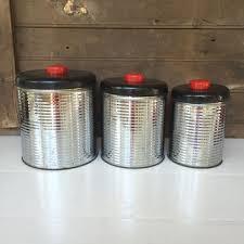 shop metal kitchen canister sets on wanelo