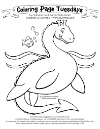 pacific viperfish noaa prehistoric monster fish coloring pages