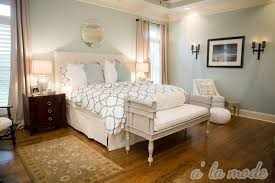 Sherwin Williams Sea Salt Bedroom by Alamode Our Master Bedroom