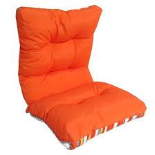 coussin de chaise de jardin galette de chaise avec dossier coussin racversible pour chaise