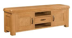 Tv Unit Furniture Online Clovelly Oak Extra Large Tv Unit Furniture Plus Online