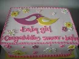 momma bird baby shower cake 149 pink and yellow birds su u2026 flickr