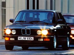 bmw 5 series e28 specs 1981 1982 1983 1984 1985 1986