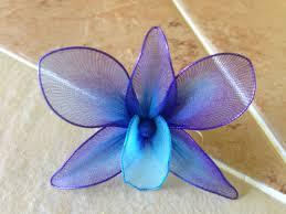 Blue Orchid Flower Eletragesi Blue Orchid Flower Centerpieces Images