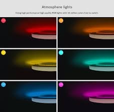 moonlight outdoor lighting xiaomi yeelight moonlight smart led ceiling light white version