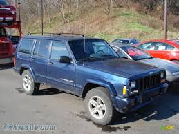 jeep 2000 2000 jeep cherokee classic 4x4 in patriot blue pearl 270389