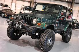 cheap jeep wrangler for sale davis autosports 2000 jeep wrangler sahara 64k lifted u0026 modified