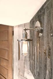 Jar Candle Wall Sconce Sconce Clear Glass Candle Wall Sconce Clear Glass Box Wall