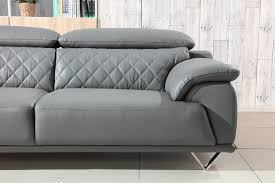 Grey Sofa Recliner by Sofas Center Modern Grayther Sofa Real Grey Sofamodern Sectional