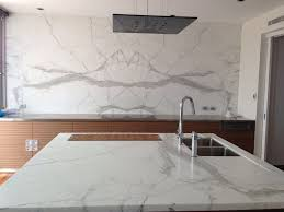 Kitchen Design Book Statuario Venato Book Matched Splash Back With Statuario Venato