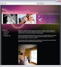 professional makeup artist websites matthews make up home