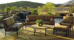 complete outdoor living furniture and more