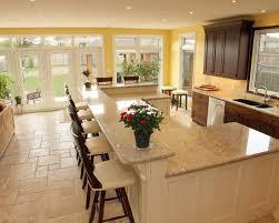 raised kitchen island best 25 raised kitchen island ideas on in bar for prepare