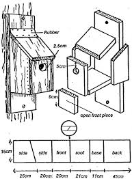 How To Make A House Plan by Instructions For How To Build Bat Houses Better Life
