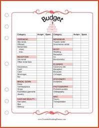 Wedding Planning Book Free Printable Wedding Planner Book Proposal Bid Template