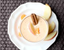 fig apple and honey smoothie homemade nutrition nutrition