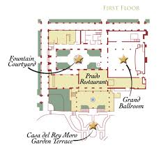 floor plans with dimensions floor plans dimensions capacities the prado at balboa park