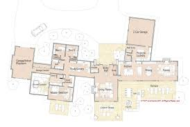 one floor modern house plans u2013 laferida com