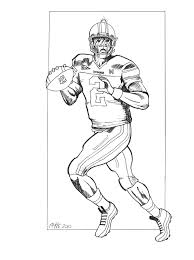 football coloring pages printable coloring pages sheets for kids